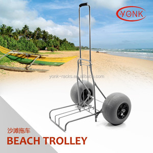 heavy duty low pressure pneumatic inflating Balloon wheel for beach cart 12inch 30cm large wheel