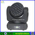 Bar and night club decoration RGBW 36*3w led beam wash moving head