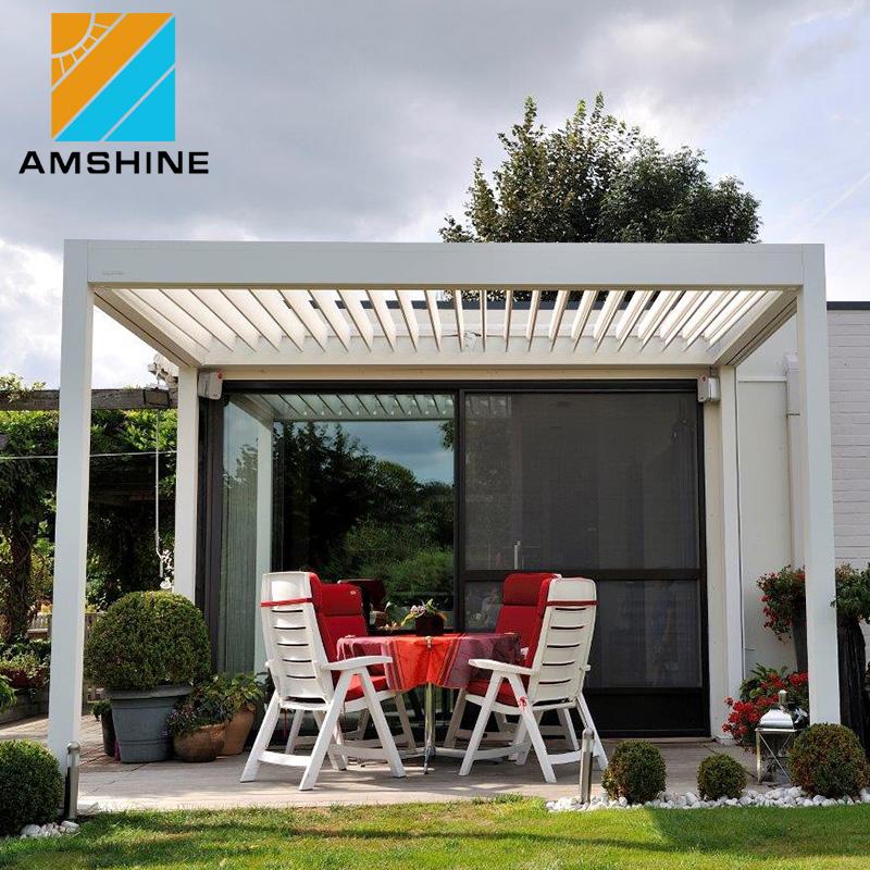 Metal Roof Awning Design