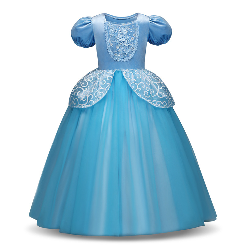 Halloween princess dress for the stage