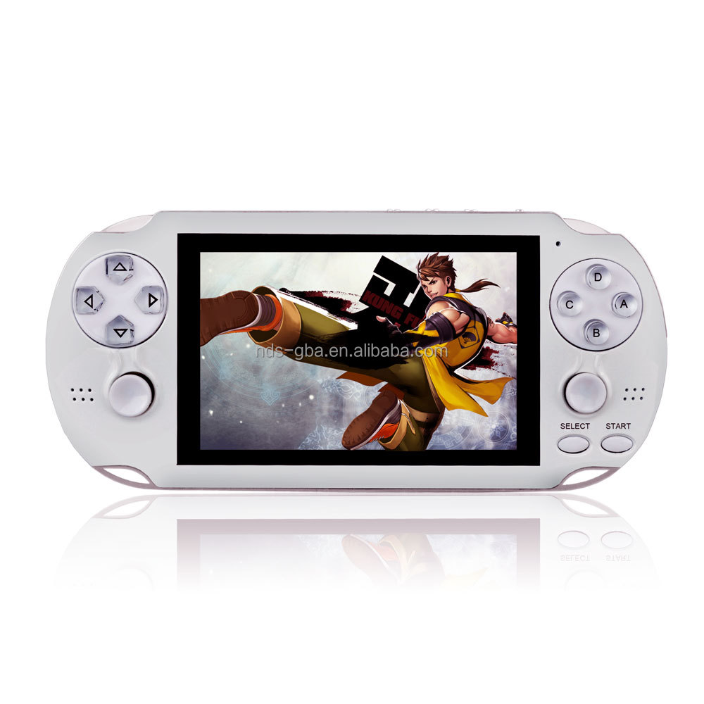 Hot Sale Item Best Handheld Gaming Console Pap-gameta Ii Small Package -  Buy Best Gaming Console,3gp Music Video Download,Gpd Xd Product on