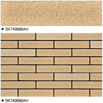 exterior ceramic wall design ivory yellow brick tile buy exterior