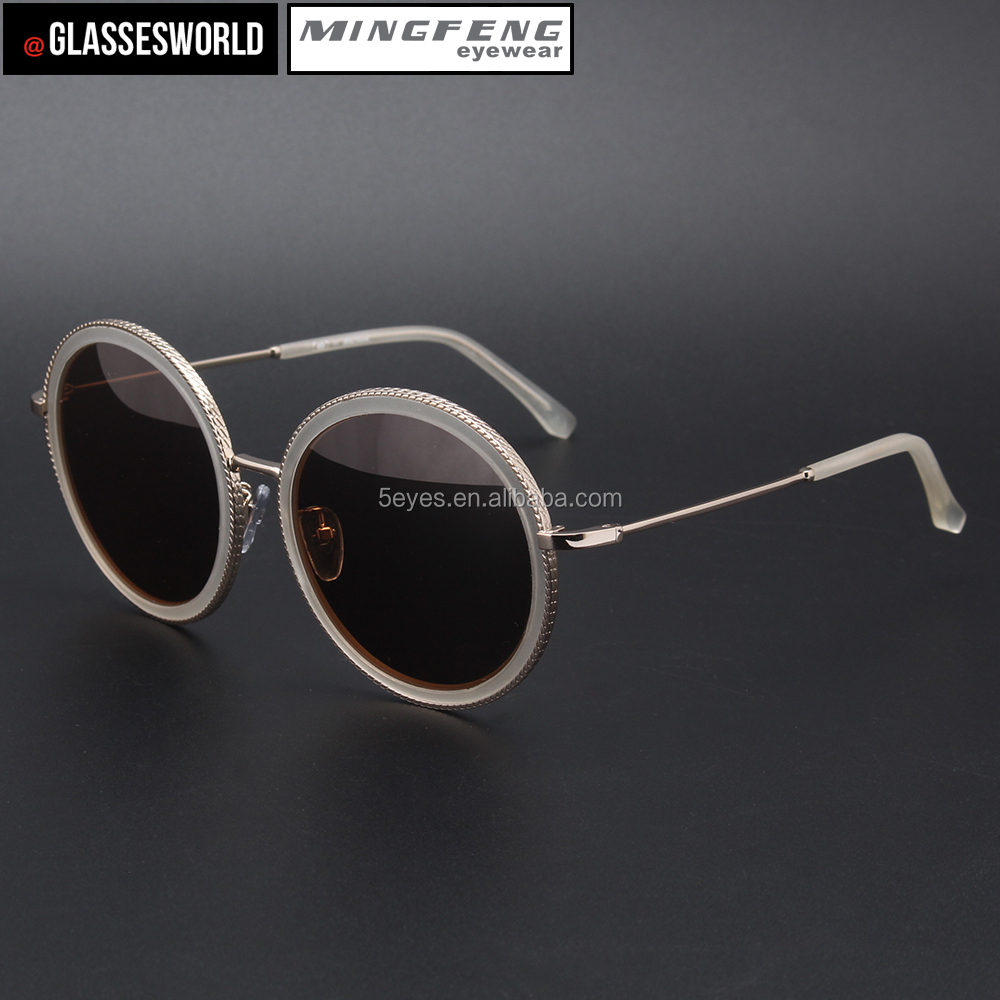 Finden Sie Hohe Qualität Runde Brille Mit Metallrahmen Hersteller ...