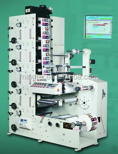 Wholesale Automatic High Speed UV Flexo Printing Machine for sale ...