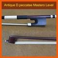 ANTIQUE Master Pernambuco Violin Bow Model D peccatee 4 4 Pernambuco Wood Material String Instrument Part
