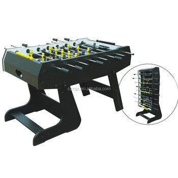 Smart Folding Home Foosball Table Wholesale Foosball Soccer Table