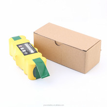 14.4V 3000mAh Ni-MH vacuum cleaner rechargeable battery pack replacement for i Robot Roomba 500 550 560 780