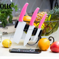 Good Quality Kitchen Chef Ceramic Sharp Knife Set
