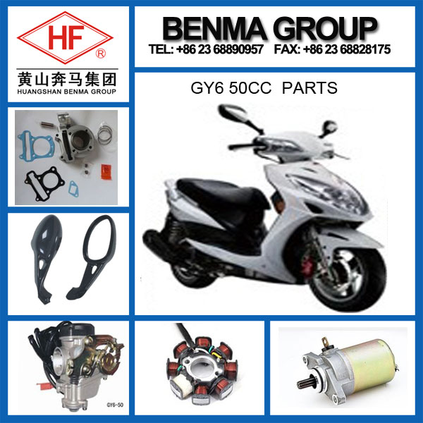 Hot Sell Motorcycle Kymco Gy6 50cc Parts,Good Quality Motorcycle ...