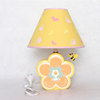 New style Decoration Items Living Room Table Lamps With Flower Base