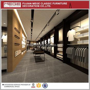Retail Garment Shop Interior Design - Buy Retail Garment Shop ...