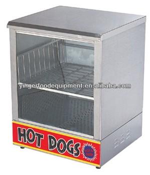 Hot Dog Heating Cabinet Combination Hot Dog Steamer Amp Bun