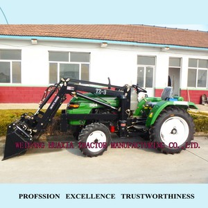 TY Series traktor,agriculture tractor with implements bucket