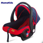 Plastic comfortable baby car seat toddler car booster babe car carry cot