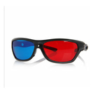 3D Vision Red Blue Cyan 3D Glasses Plastic PC Frame Dimensional Anaglyph Movie