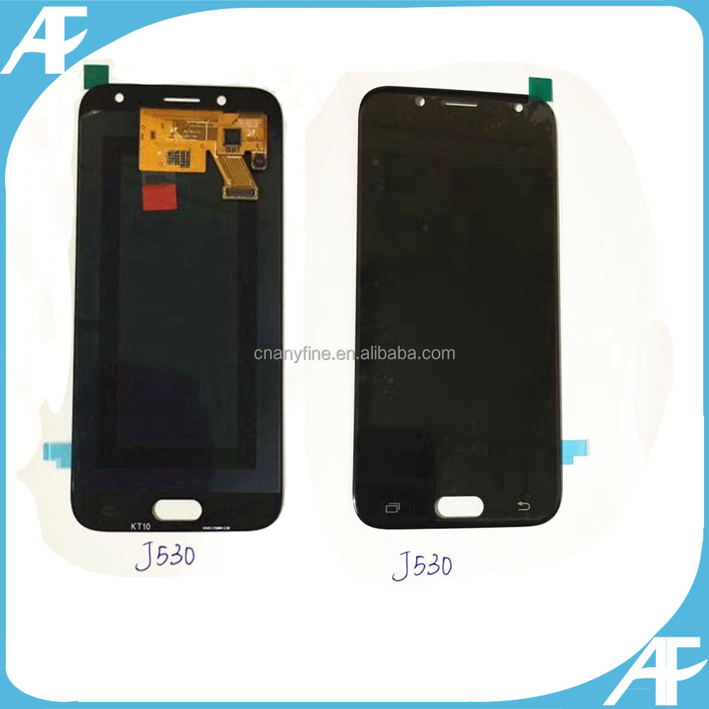 Wholesale display lcd do telefone móvel para Samsung Galaxy J530 / J5 pro