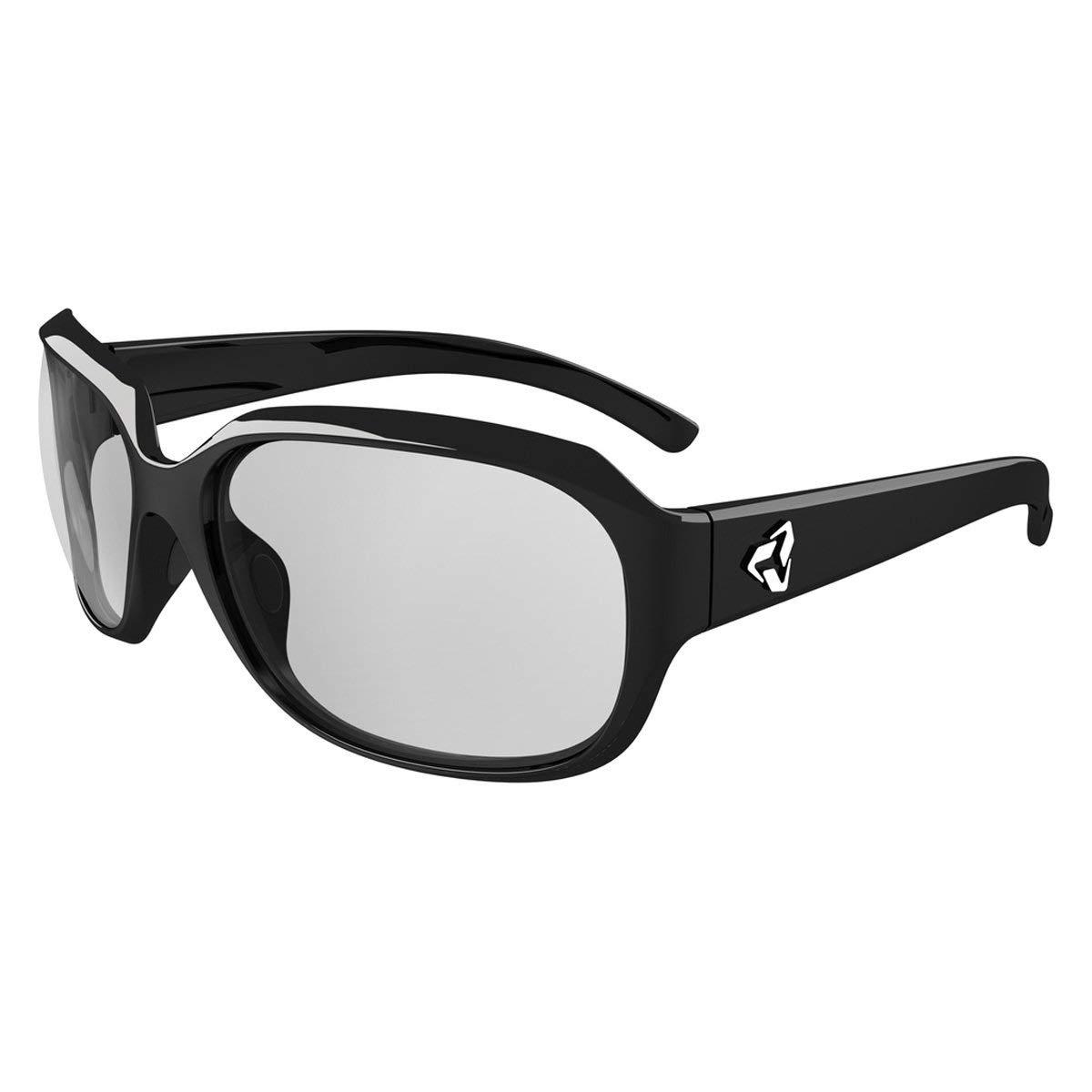 e0481b25da Ryders Eyewear KIRA Women s Cycling Sunglasses with Grey Photochromic Tint  Changing Lenses