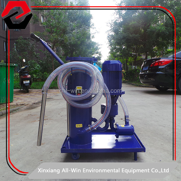 Oil Purifying used engine oil recycling machine