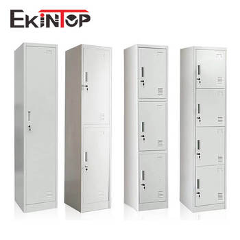 Ekintop Tall Thin Single Door Narrow