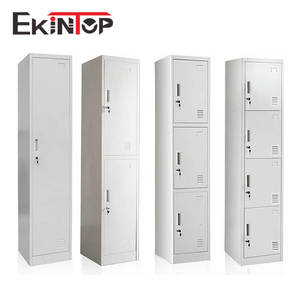 Ekintop tall thin single door narrow metal mobile equipment 5 a3 drawer office storage cabinet