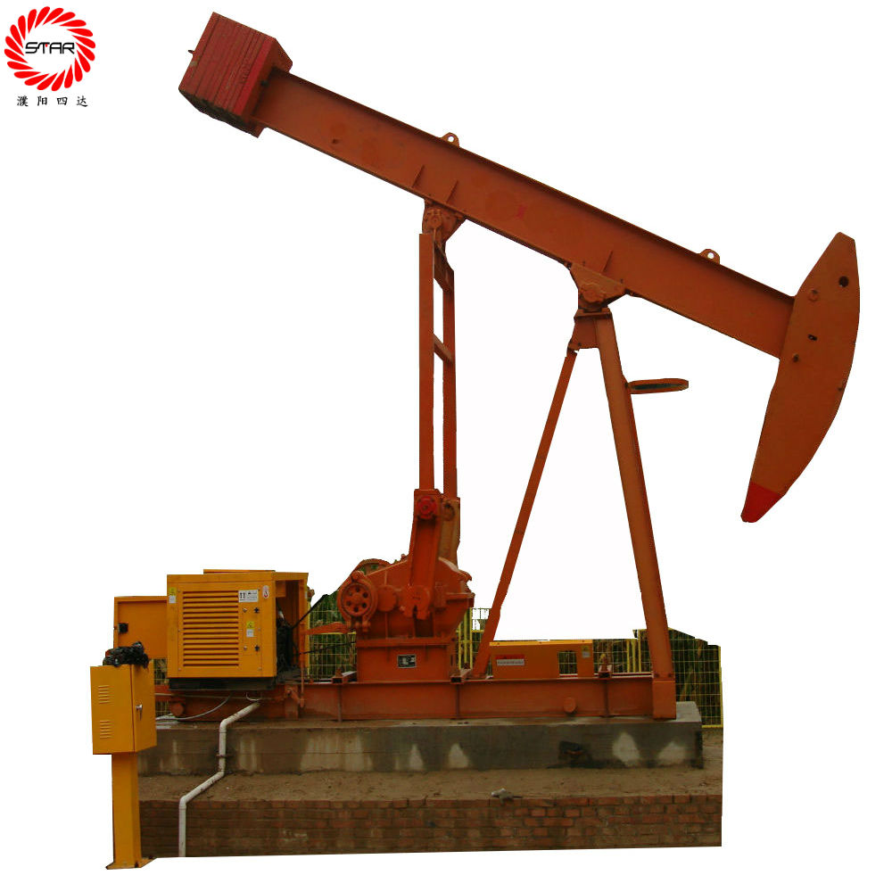 Sales Chinese Factory Manufacture Oilfield Pumping Unit API 11E Beam Balance Oil Extraction Equipment