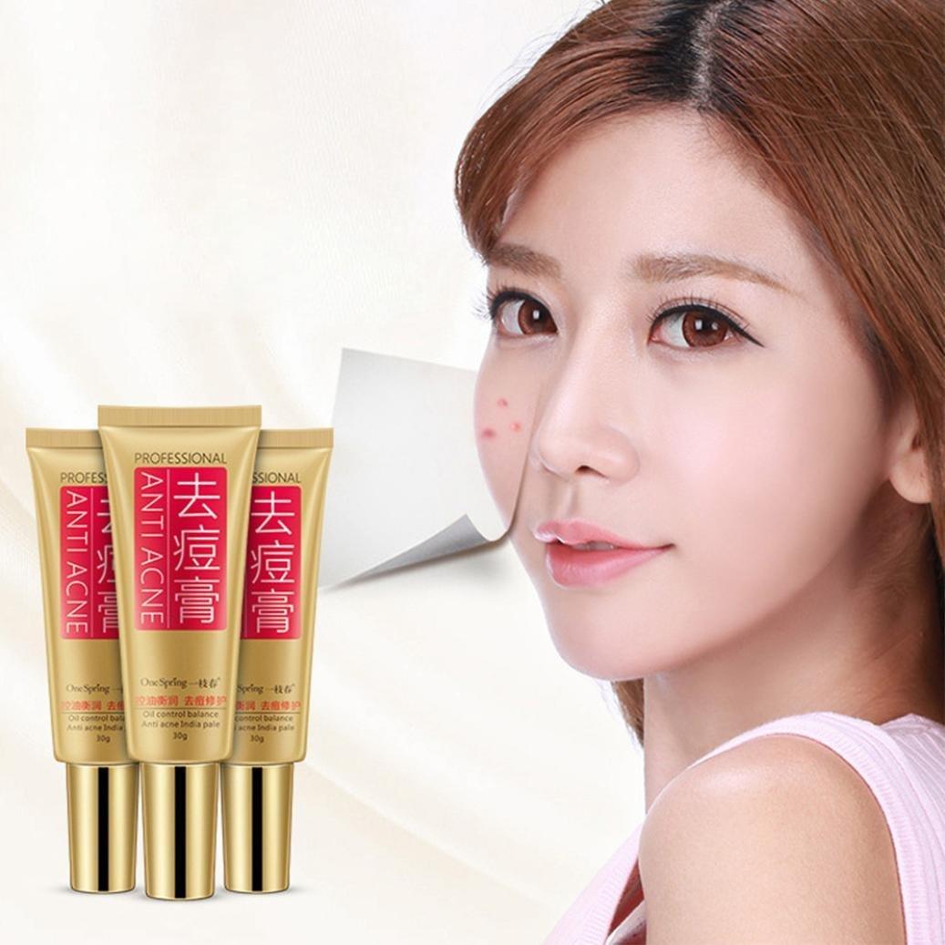 Acne cream facial — img 12