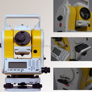 Portable Compact Total Station Reflectorless Total Station Surveying Equipment