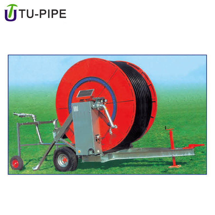 agricultural traveler irrigation system movable sprinkler machine for sale