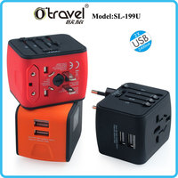 Otravel travel smart all in one adapter and converter combo unit