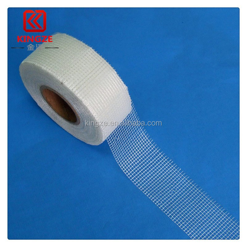 50mm*30m Flexible Aluminum Metal Corner Fiberglass Tape for angle