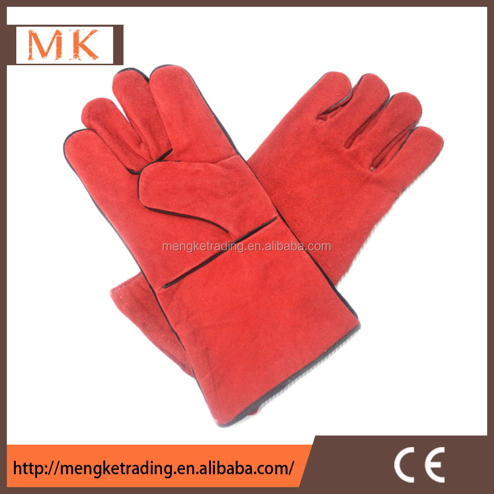 long welding hand gloves