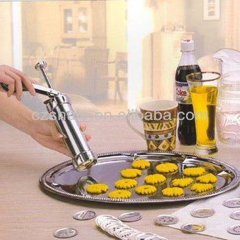 spritz cookies machine