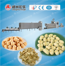 tissued textured soy bean protein production line in China