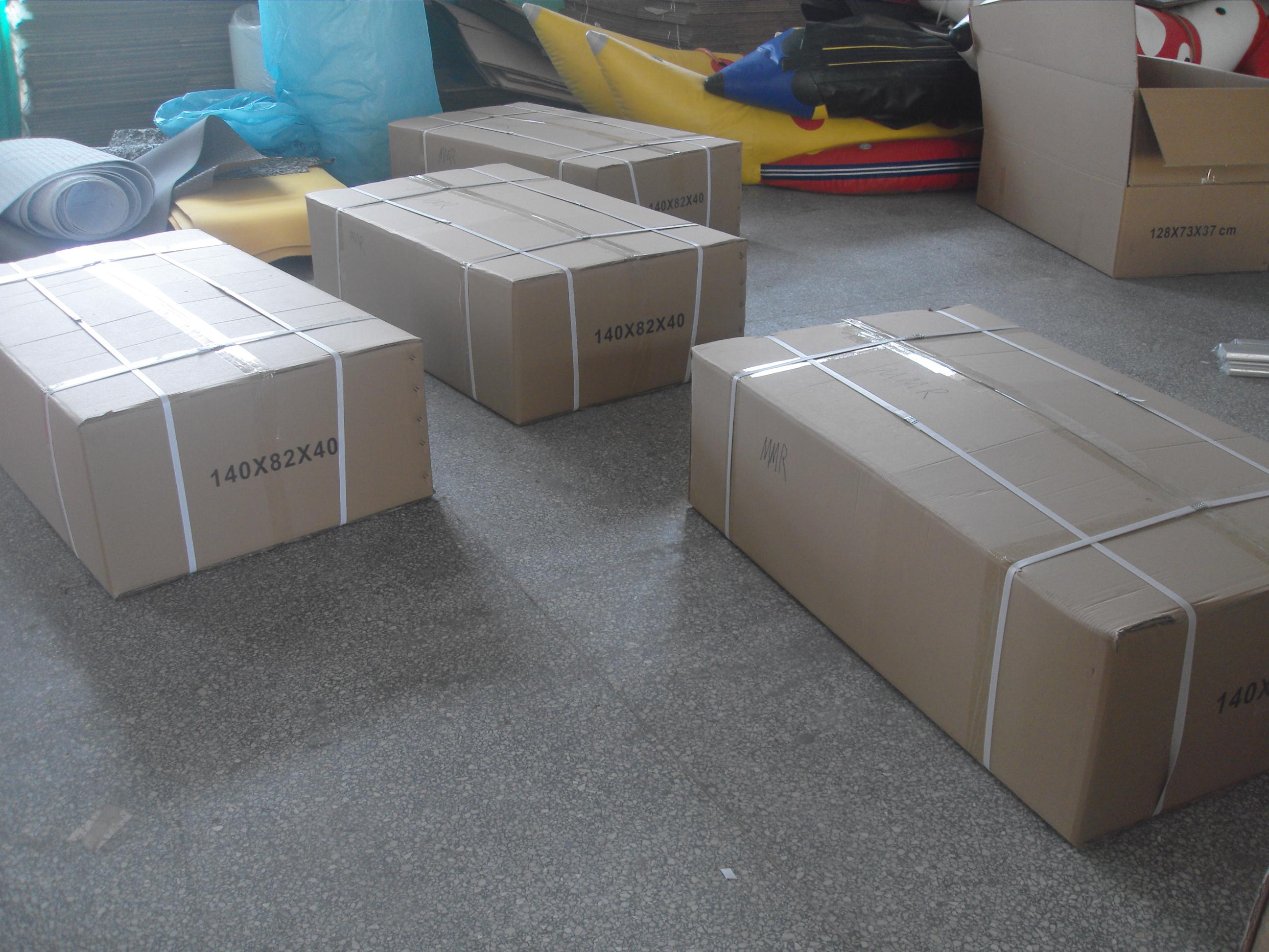 China 2 Pessoas Barco Inflável Portátil