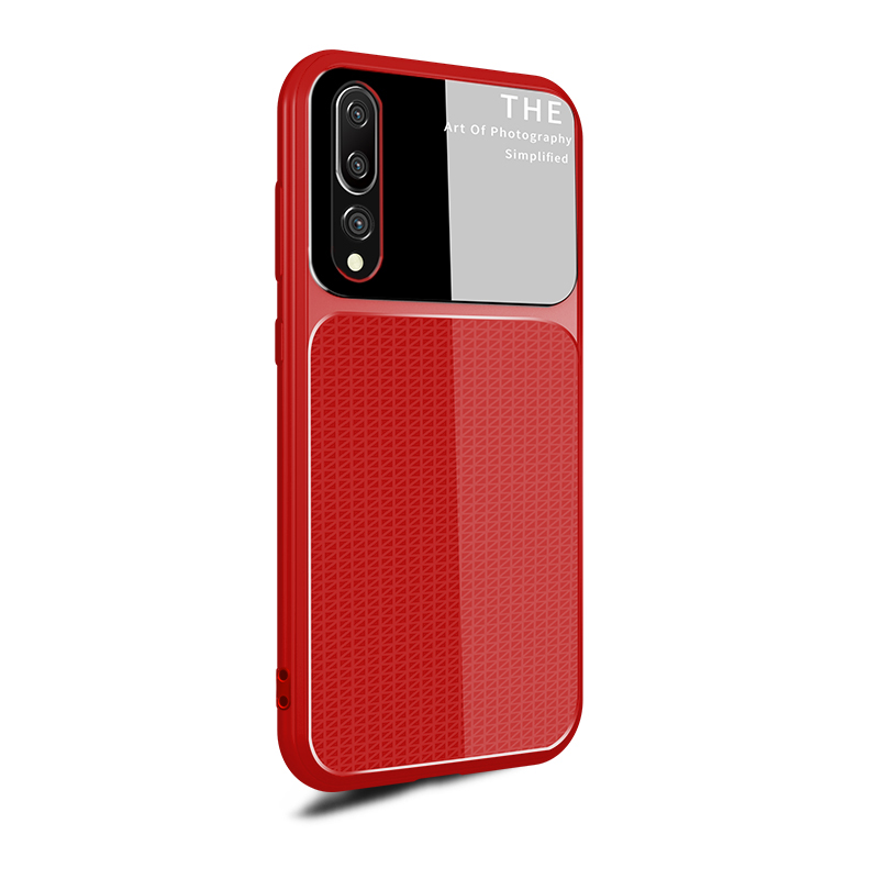 2018 technology promotional flip mirror TPU case For vivo v11 3d phone <strong>covers</strong>