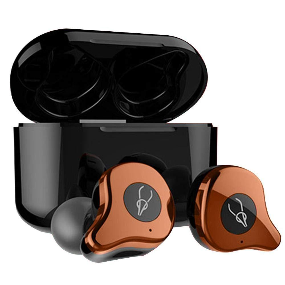 Sabbat E12 Stereo TWS Bluetooth Earbuds Wireless Headsets Headphone Support Wireless Charging фото
