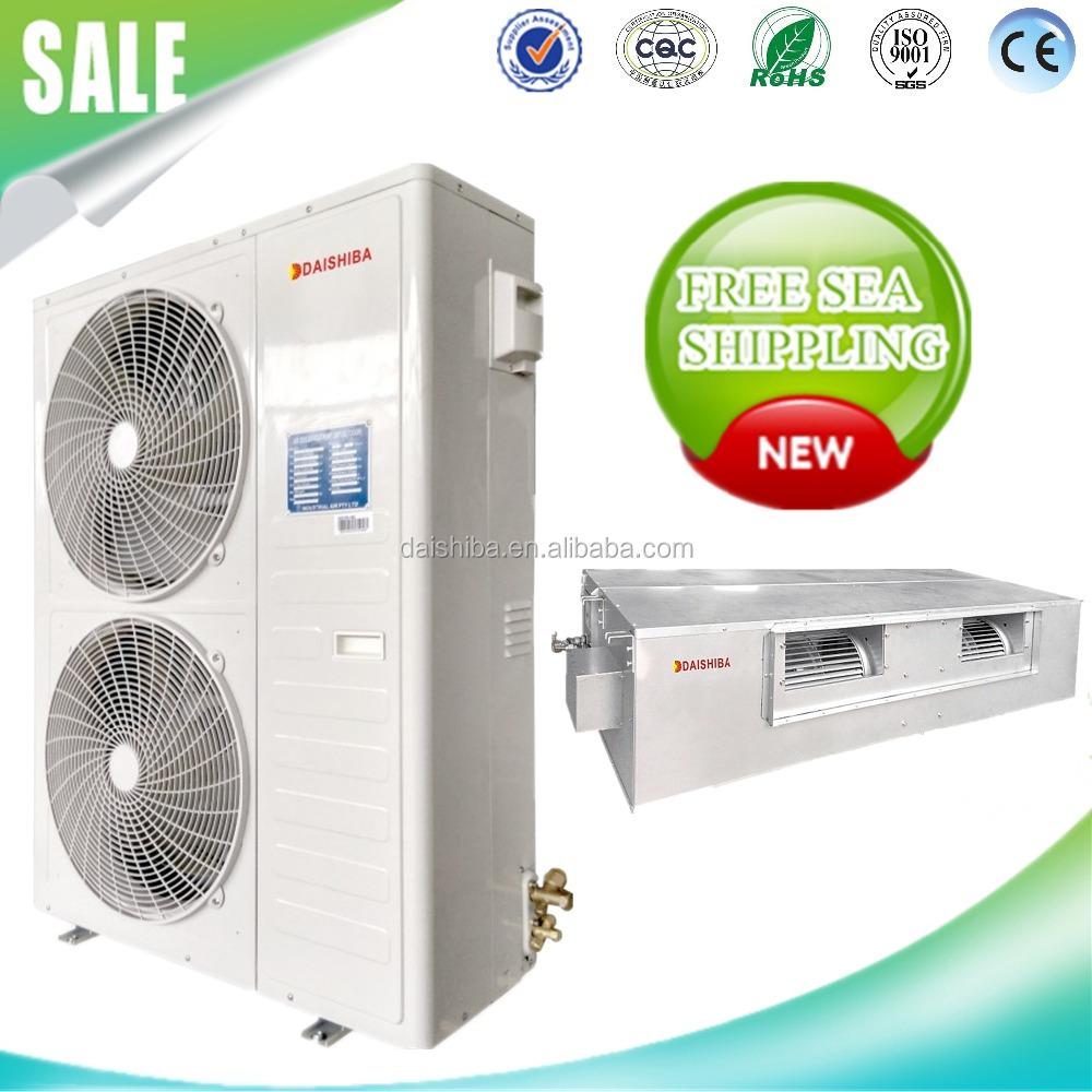 Dividir acondicionado tipo de aire acondicionado central - Tipos de calefaccion economica ...