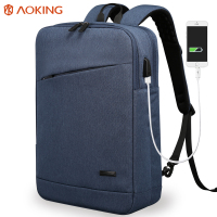 Aoking New arrival backpack men laptop bags backpack travelling slim backpack laptop bags