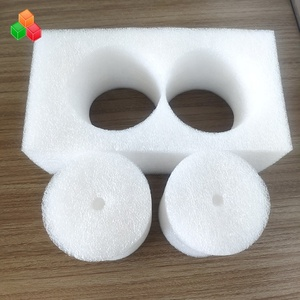 custom molded polyethelyene EPE foam board high density waterproof epe eva sponge foam insert shipping packaging material
