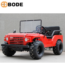 Hot sale mini jeep 150cc willys jeep 4x4