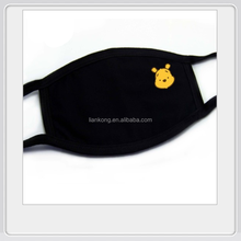 Health medical outdoor cotton custom face mouth mask
