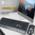 R8 Hot Sale Cheap Quiet Waterproof USB Office Wired  Keyboard Mouse Combo