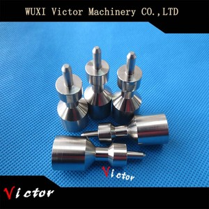 Spare Parts for Water Pump Honda with CNC Machining