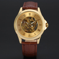 Pure Time Crystal Cutting Machine Reverse Watch Skeleton Dial