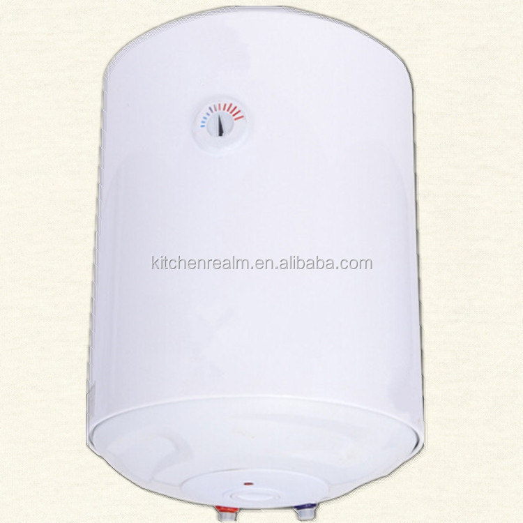 vertical wall mounted high quality electric water heater 50 liters CZ-V38B