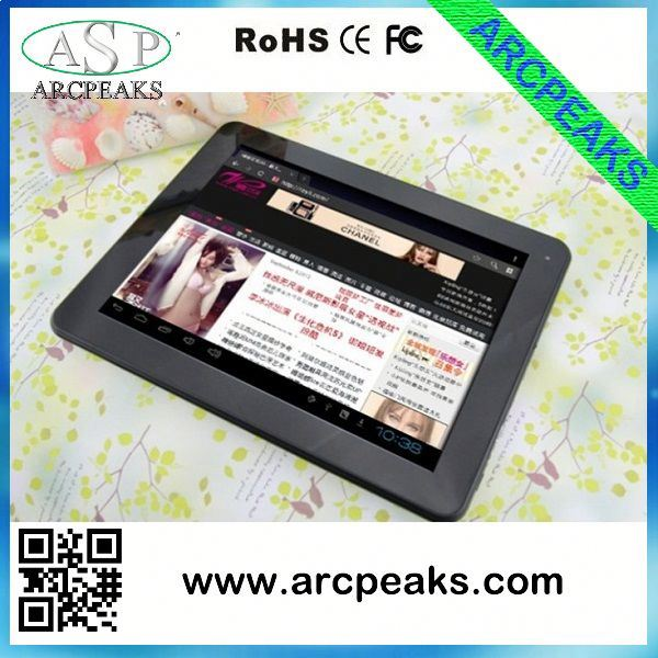 9.7inch RK3066 tablet pc taiwan