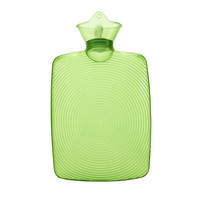 hot bottle water pvc rubber for warming