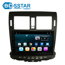 Quad Core Android multi functional car stereo dvd player for Toyota Crown 2013 2014 with gps