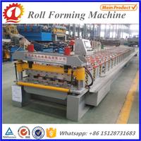 High Quality IBR Metal Sheet Roof Panel Tile Making Machine
