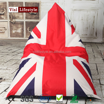 Incredible Hotsell Triangle Outdoor Printing Bean Bag Lounge Chair Cover Wholesale Buy Bean Bag Outdoor Hotsell Beanbag Triangle Bean Bag Product On Inzonedesignstudio Interior Chair Design Inzonedesignstudiocom